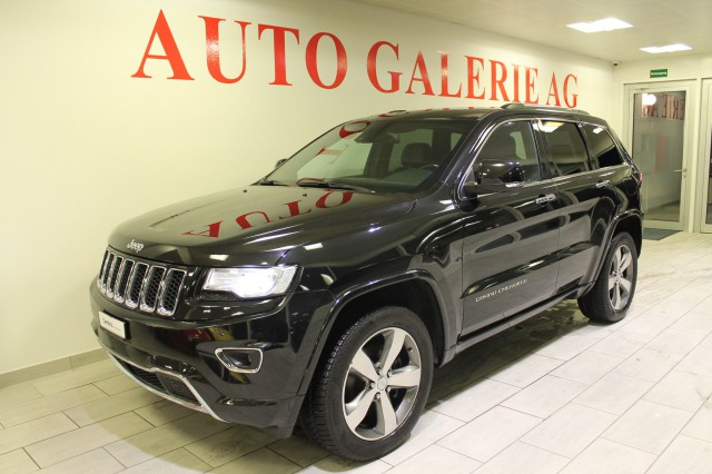 jeep grand cherokee 3 0 crd overland automatic auto. Black Bedroom Furniture Sets. Home Design Ideas