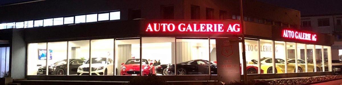 Auto Galerie AG